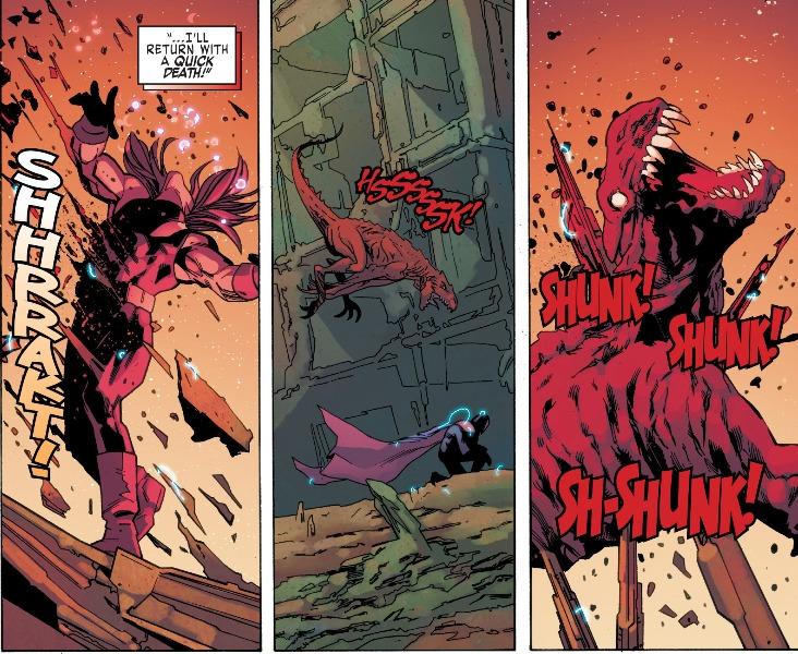 Uncanny X-Men (2016-) 005-006