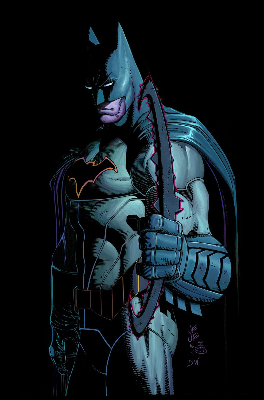 All Star Batman # 1 cover