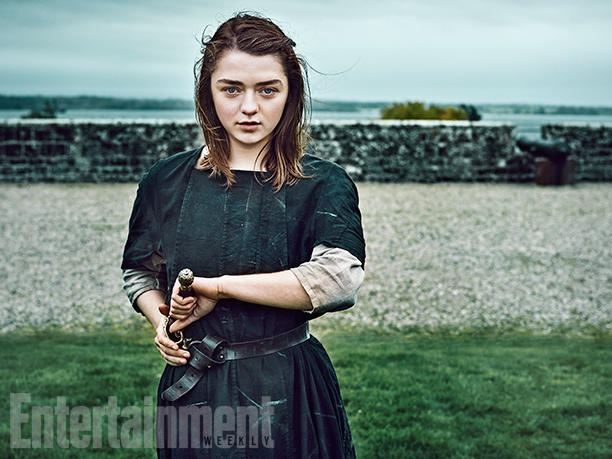 game of thrones entertainment weekly maisie-williams-as-arya-stark-000221236