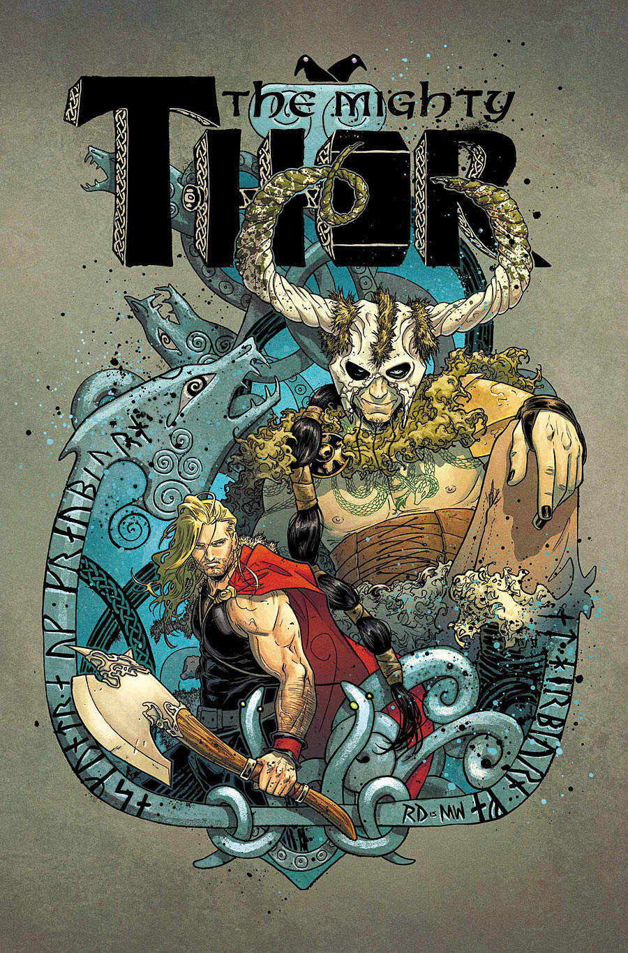 thor # 6 cover