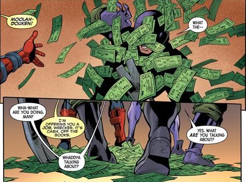 uncanny avengers 6 deadpool moolah-douken