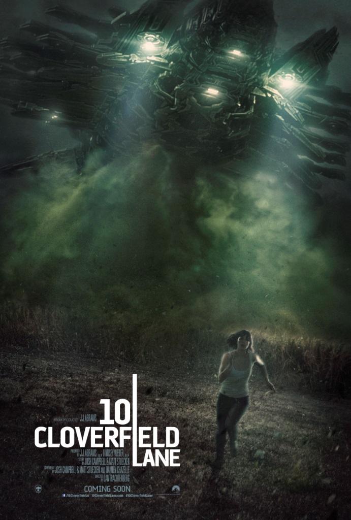 10 cloverfield lane international poster