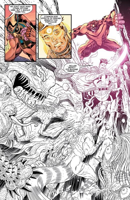 All-New X-Men (2015-) 008-009
