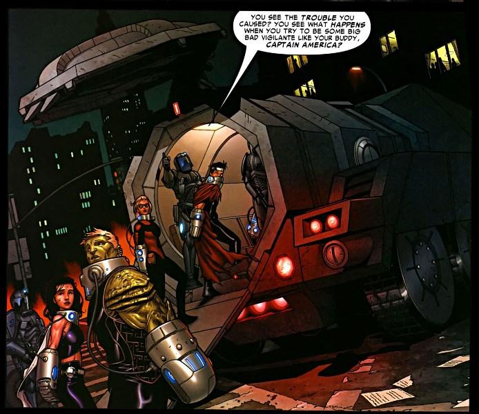 Civil War 02 - page 13