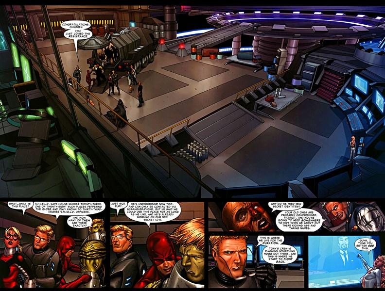 Civil War 02 - page 18-19