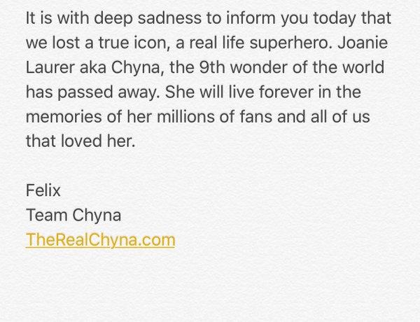 RIP Chyna Joanie Laurer (1)