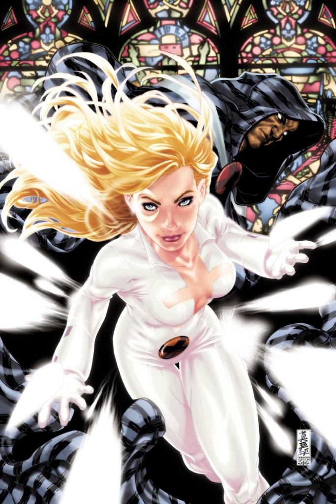 cloak and dagger by mark brooks