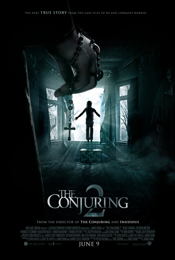 the conjuring 2 main poster