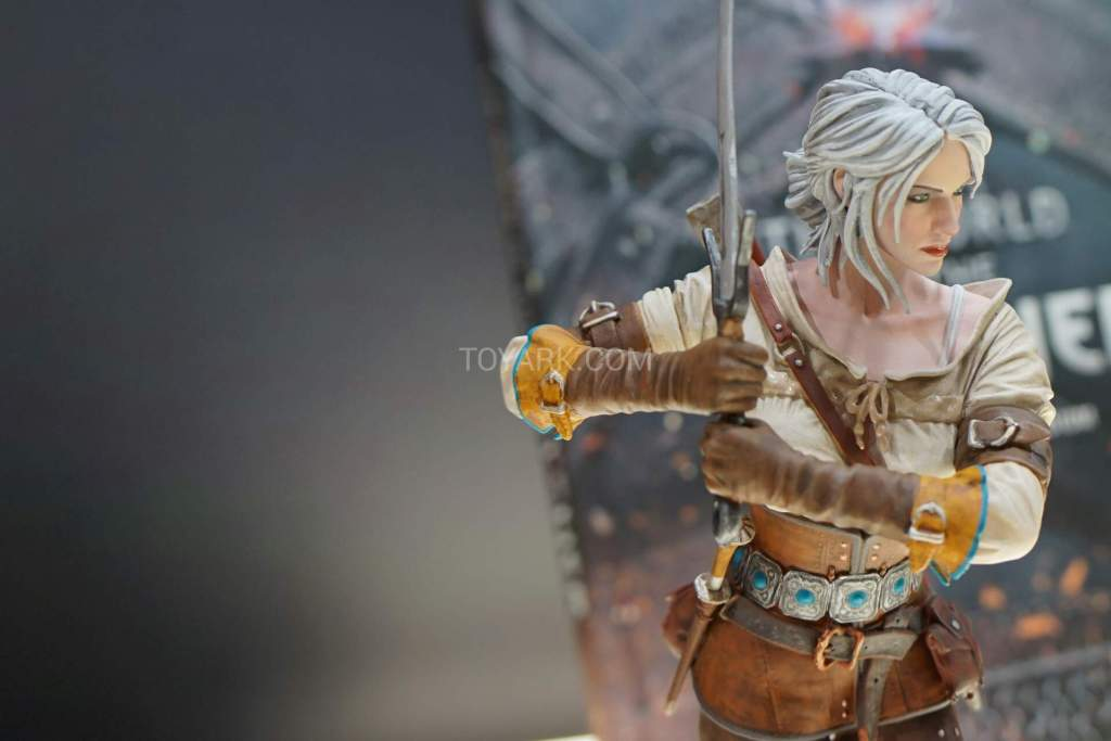 toyfair 2016 dark horse the witcher 3 (26)