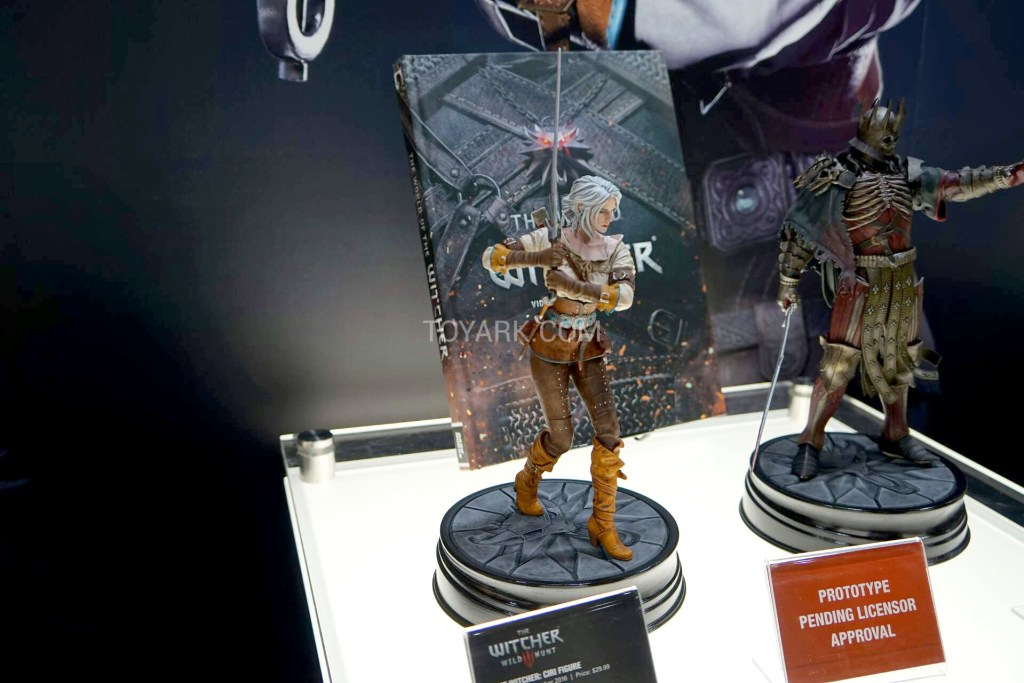 toyfair 2016 dark horse the witcher 3 (27)