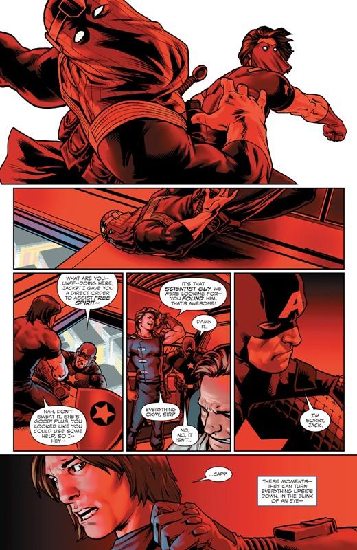 Captain America - Steve Rogers 001-028