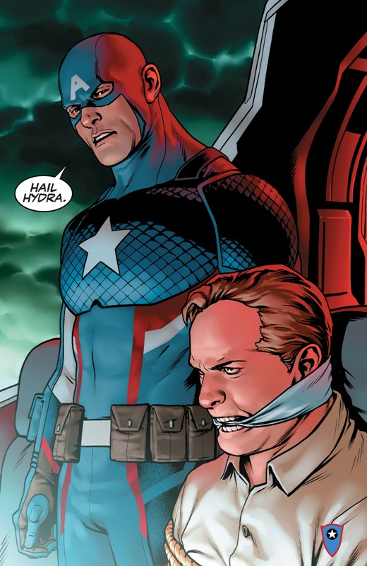 Captain America - Steve Rogers 001-031