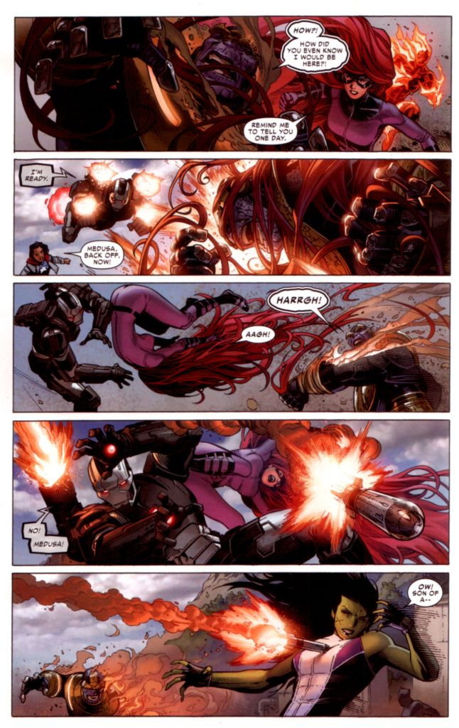 FCBD Civil War II Spoilers (1)