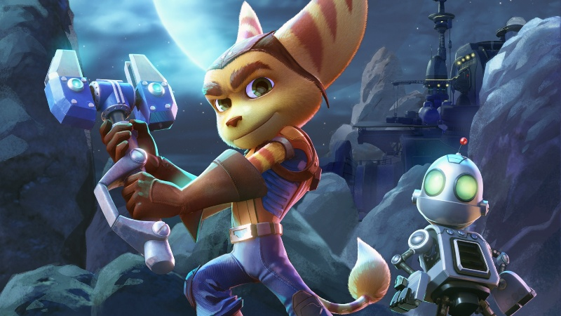 Ratchet and Clank movie