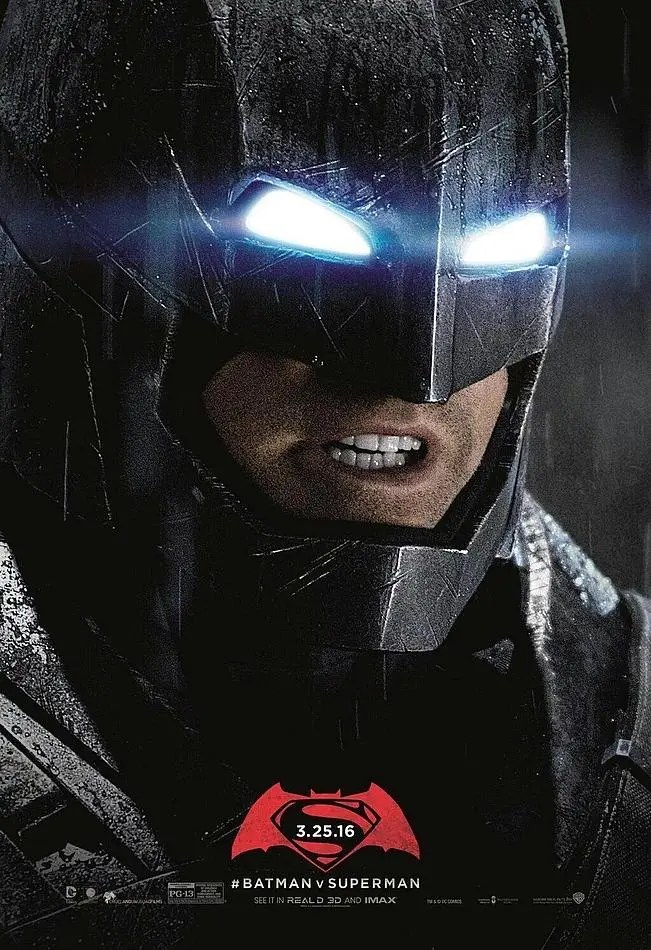batman v superman dawn of justice unused posters (2)