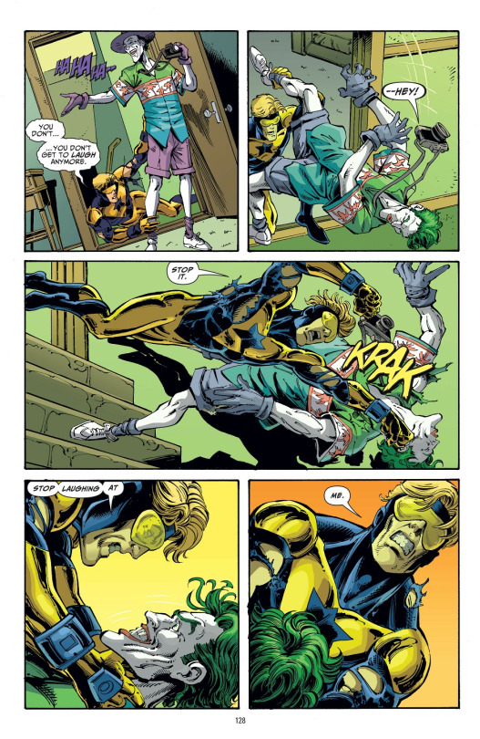 booster gold # 5 booster saves barbara gordon (5)