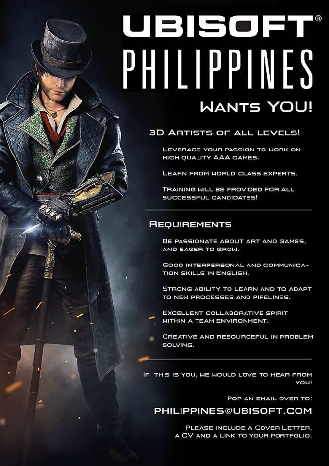 3d artist resume