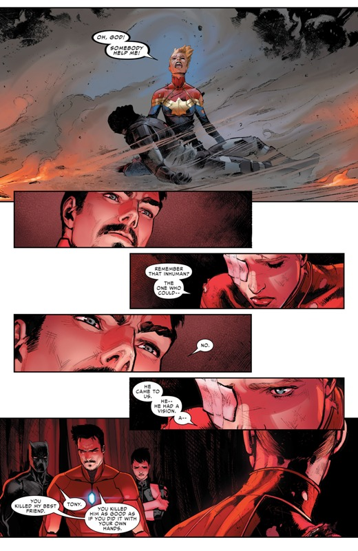 Civil War II (2016-) 001-031