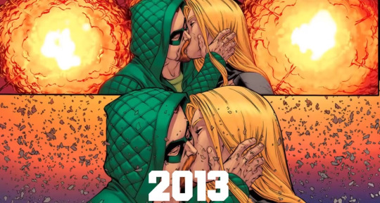 green_arrow_black_canary_relationship_thru_the_years (4)