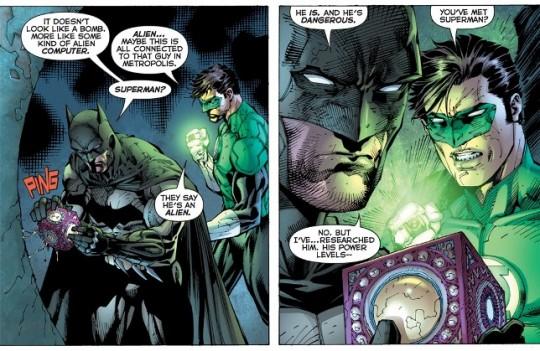 justice league origins new 52 dc comics