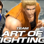 Team Art of Fighting Featured in New King of Fighters XIV Trailer