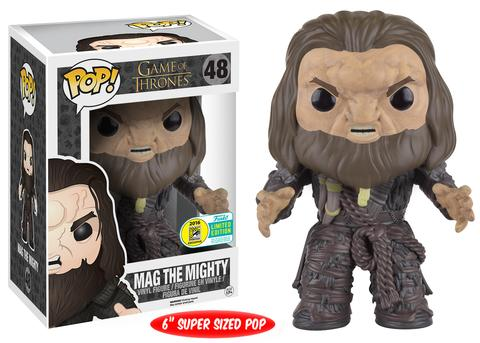 SDCC 2016 Mag the Mighty