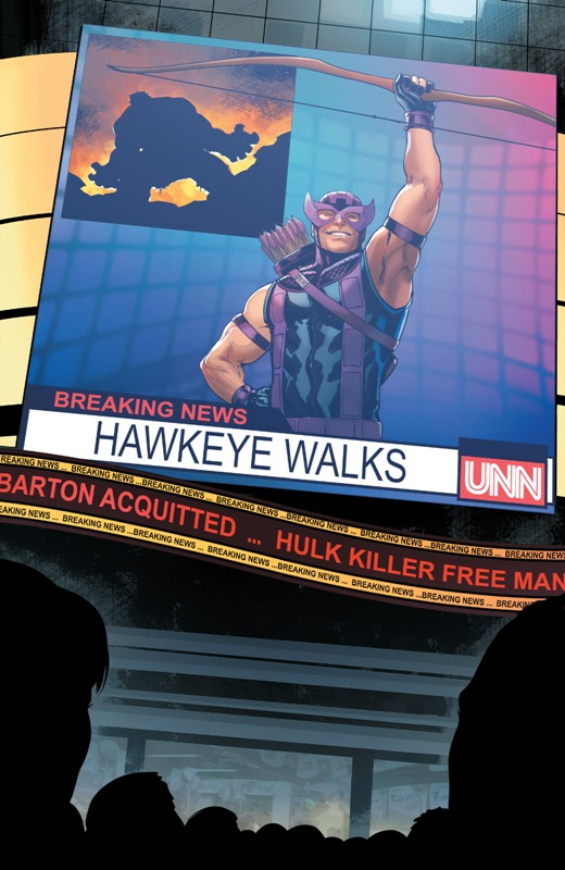 Civil War II # 4 spoilers (2)