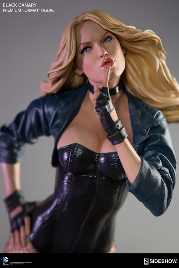 sideshow-collectibles-black-canary-premium-format-statue (4)