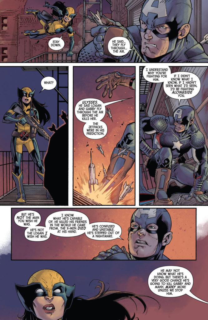 All-New Wolverine (2015-) 011-014