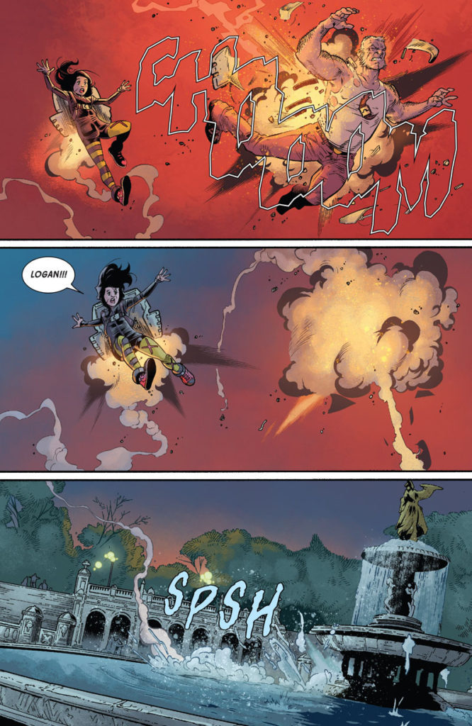 All-New Wolverine (2015-) 011-017