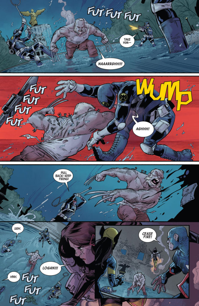 All-New Wolverine (2015-) 011-019