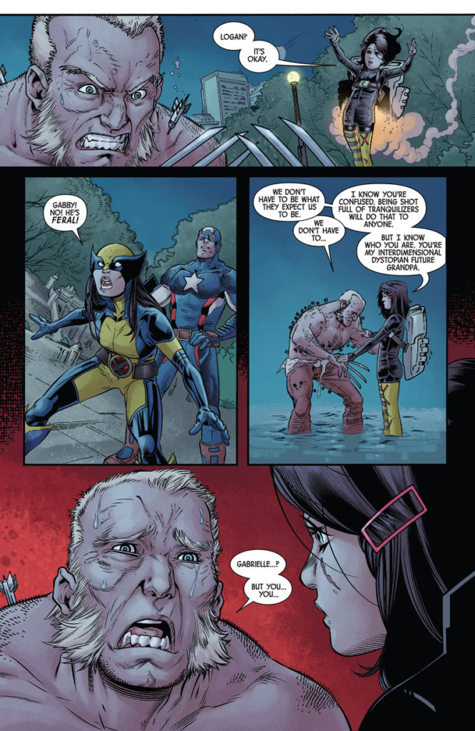 All-New Wolverine (2015-) 011-020
