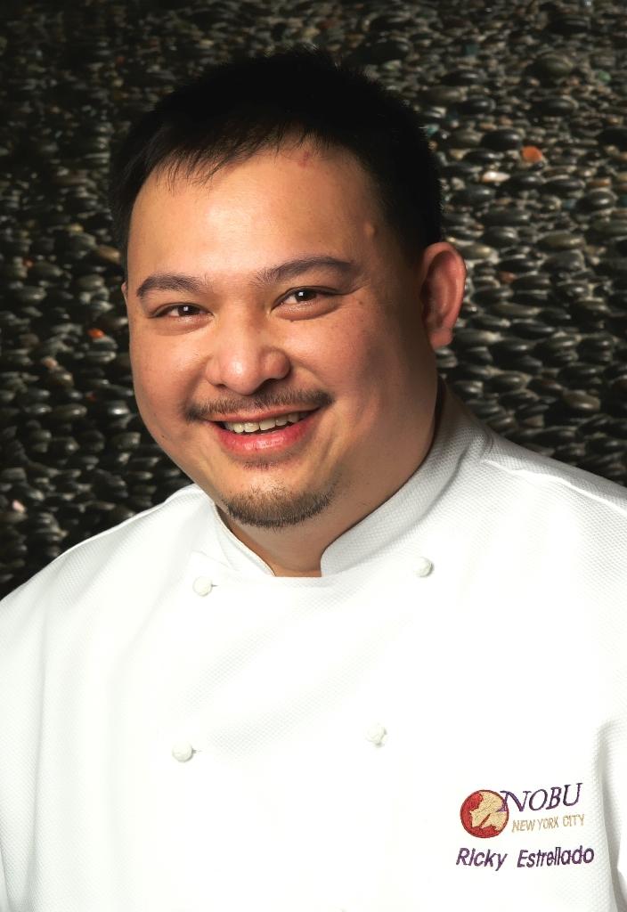 Chef Ricky at Nobu