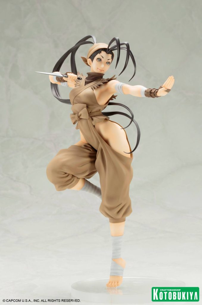 Street-Fighter-Ibuki-Bishoujo-Statue-1
