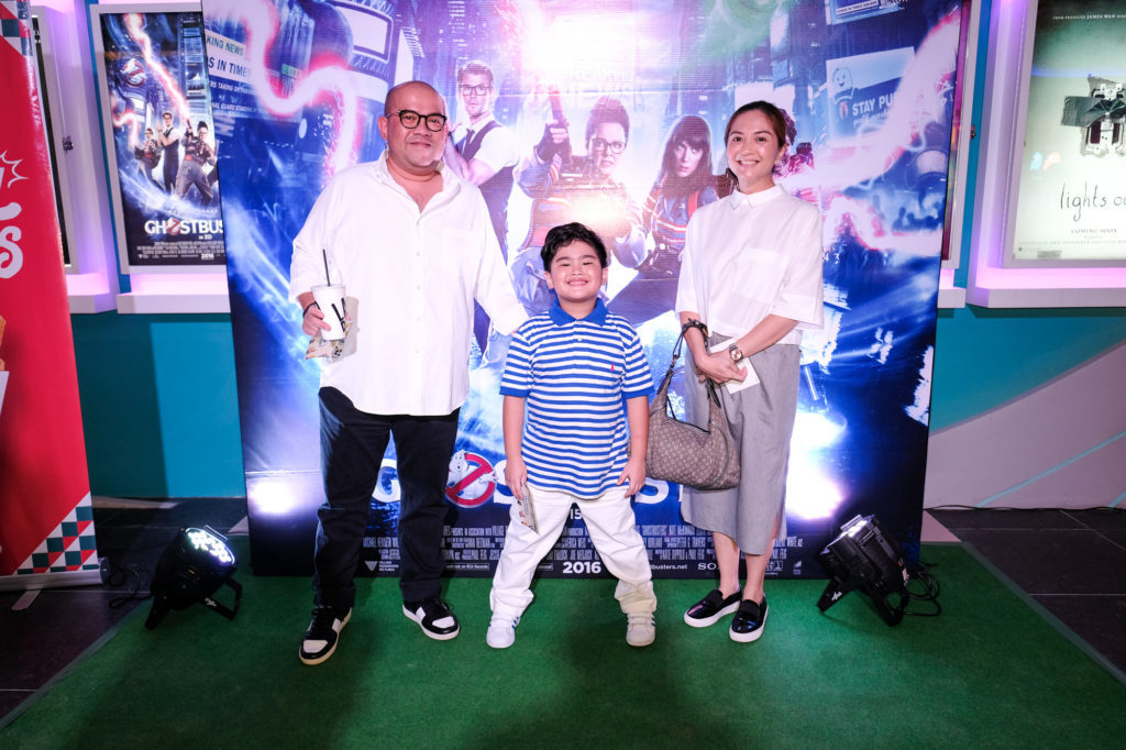 Viva Communications Inc. President, Vincent Del Rosario & family