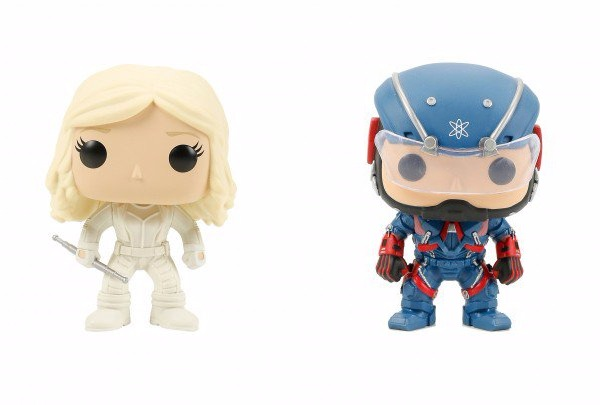 funko legends of tomorrow atom white canary