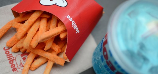 jollibee flavored fries and fruit shakes
