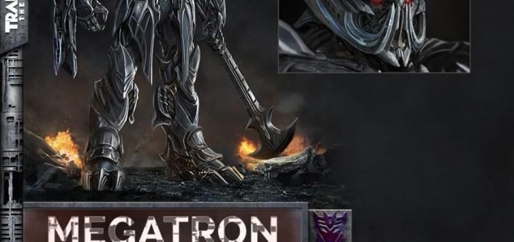 megatron transformers the last knight