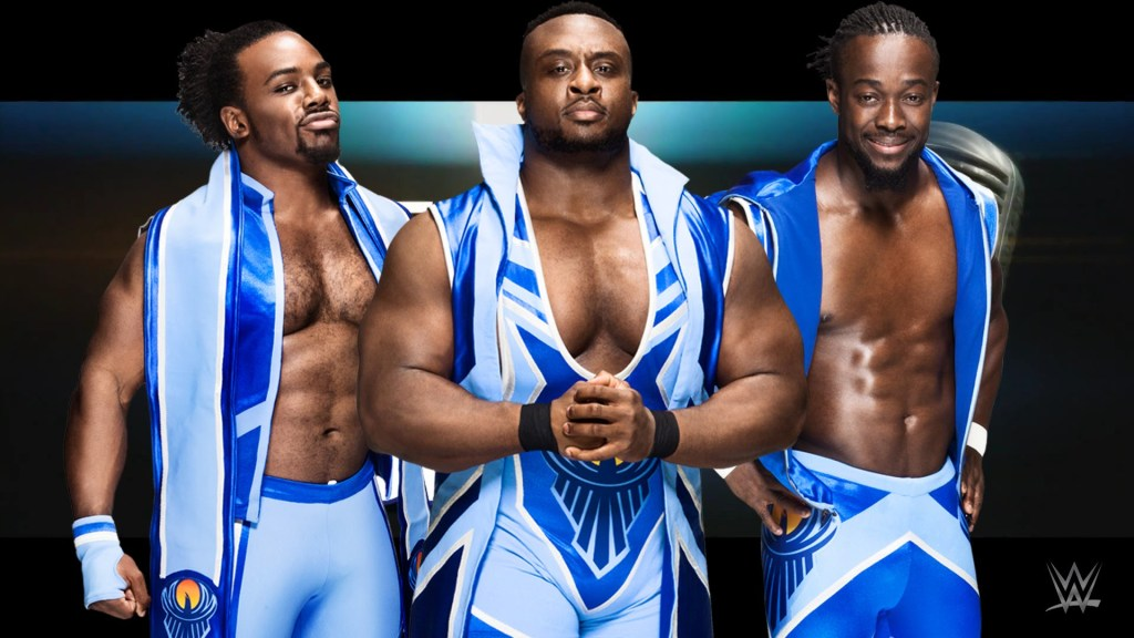 new day wwe