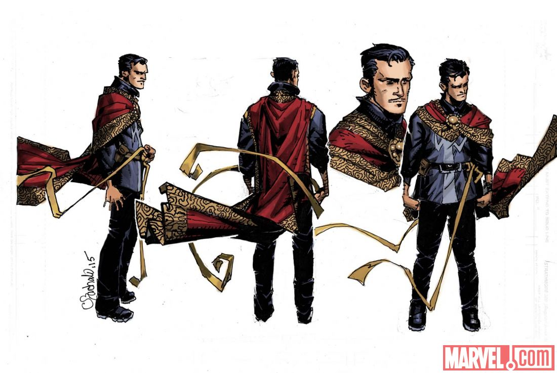 The 10 Best Doctor Strange Costumes Through the Years
