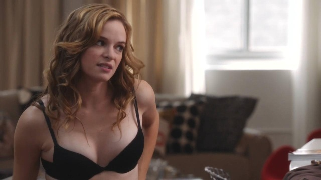 danielle panabaker necessary roughness