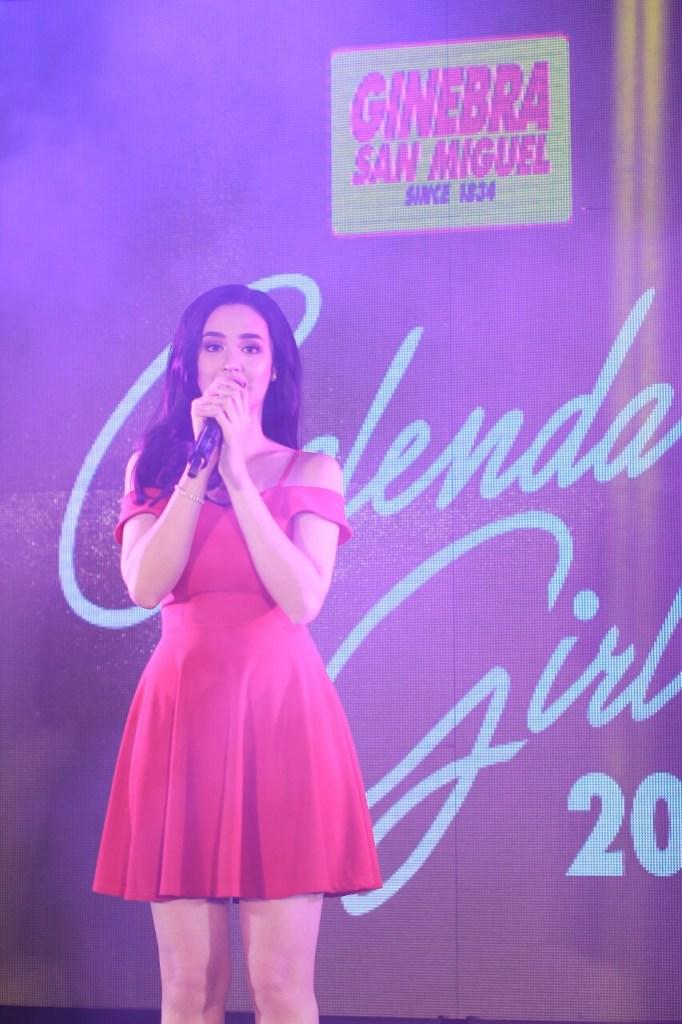 kim domingo ginebra calendar girl 2017