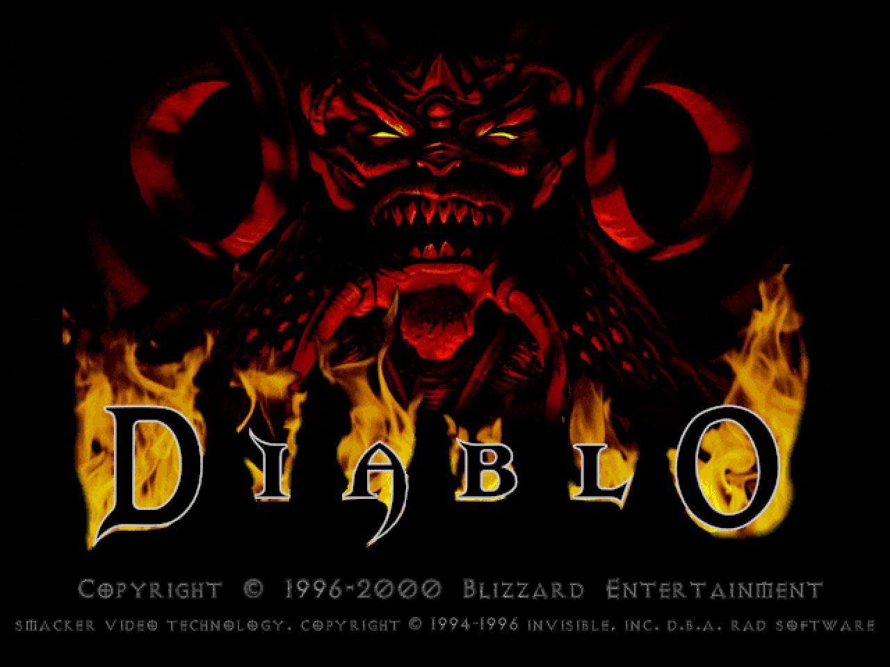 Diablo blizzard entertainment