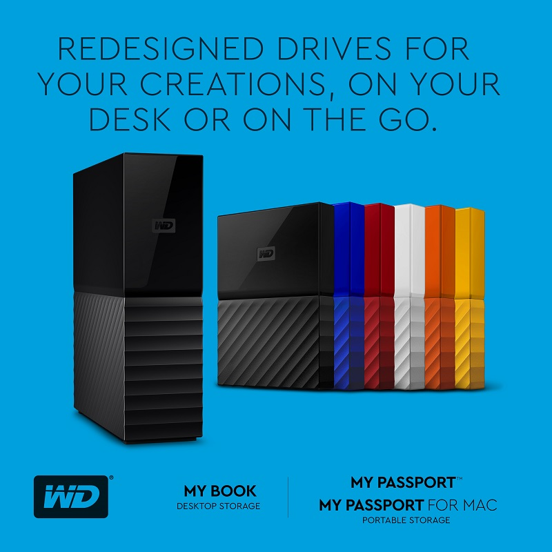 Western Digital Partners with Fuse to Completely Redesign