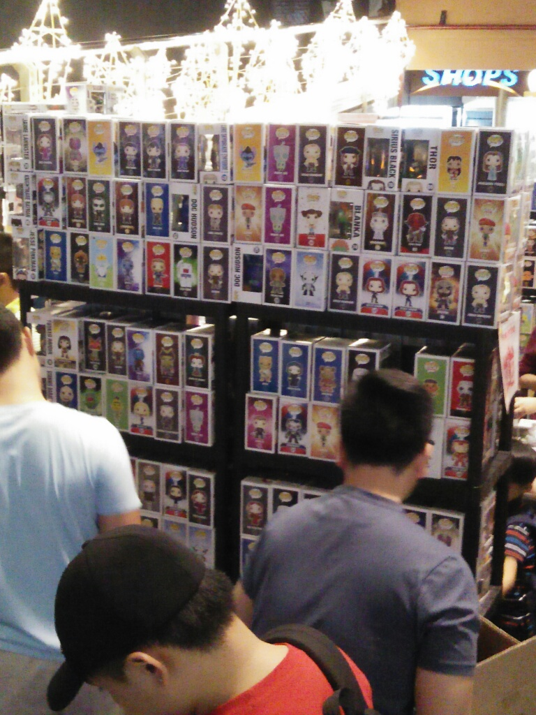 Big Boys Toy Store Hits It Big With The Pop Tastic Sale