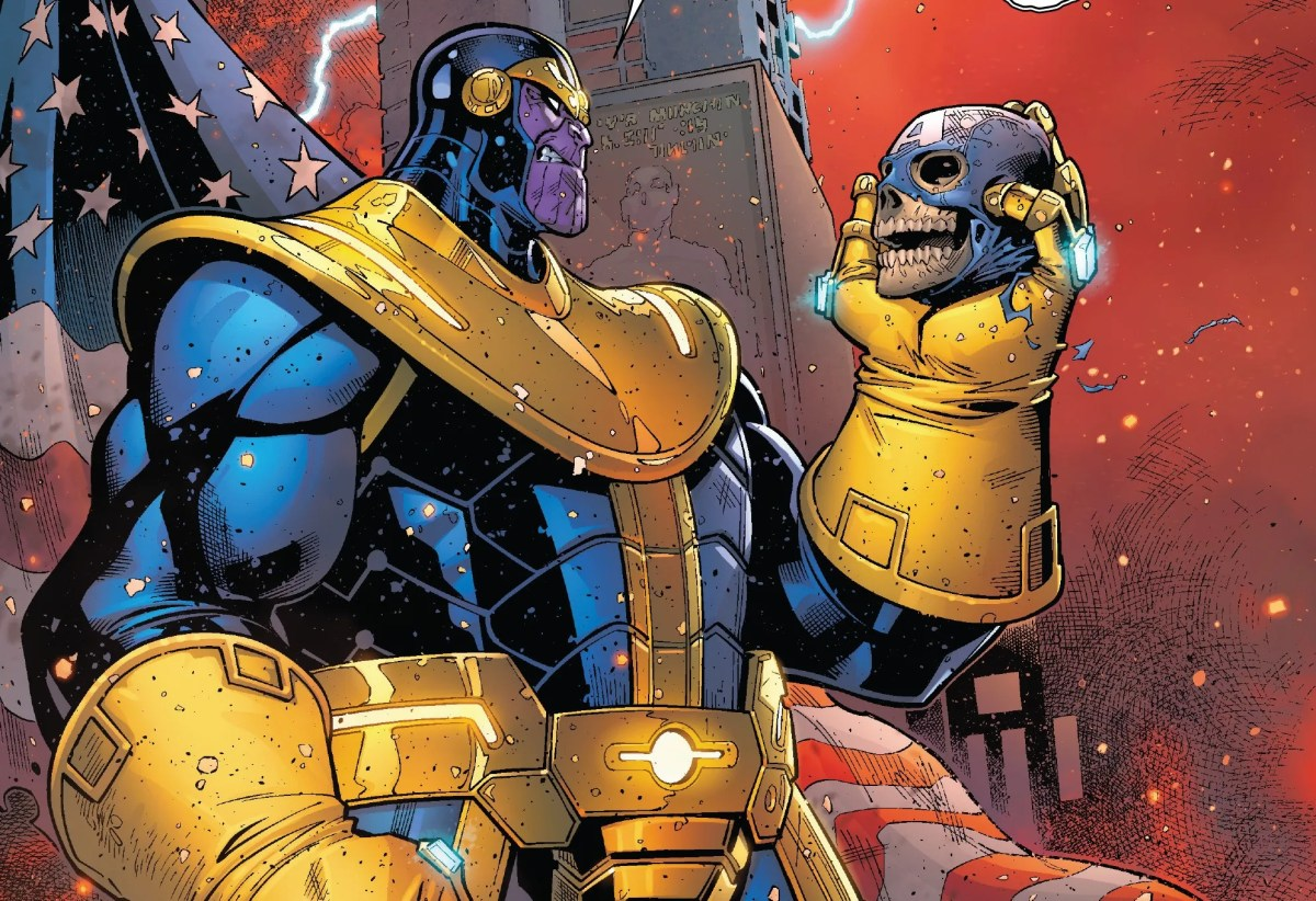 Thanos Ditches Death for a New, More Powerful Girlfriend, Could it Happen to the MCU?