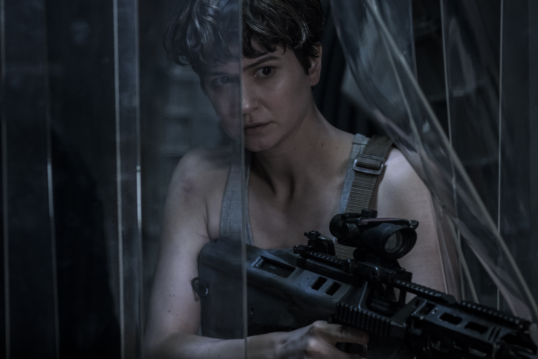 Katherine Waterson in Alien:Covenant