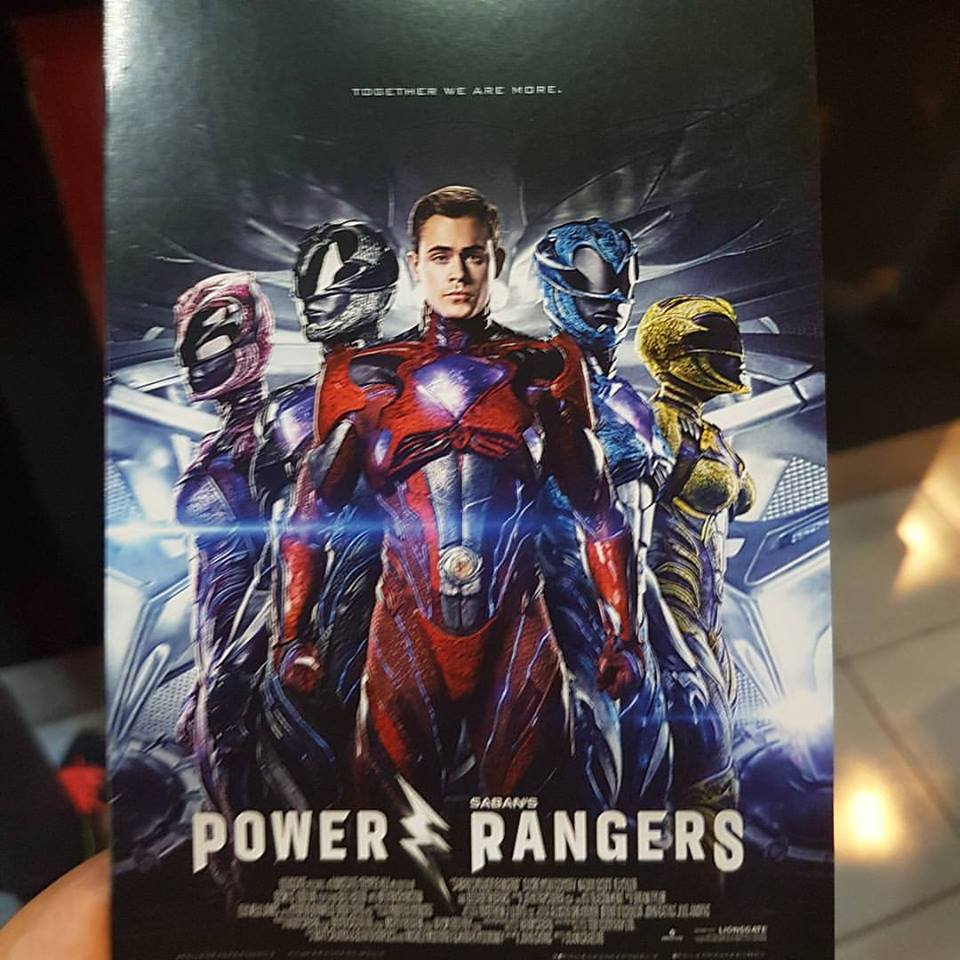 Morphenomenal! A Power Rangers review