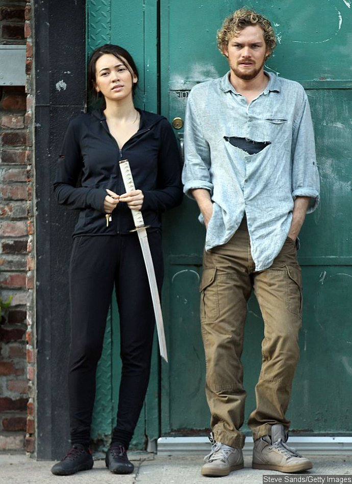 Iron fist colleen wing danny rand