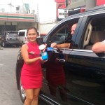 Contactless Payments for Caltex with Visa's payWave